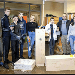 Carl-Dittler-Realschule für bundesweiten Handwerkswettbewerb ausgewählt