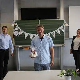 Schulleitung an Remchinger Realschule wieder komplett
