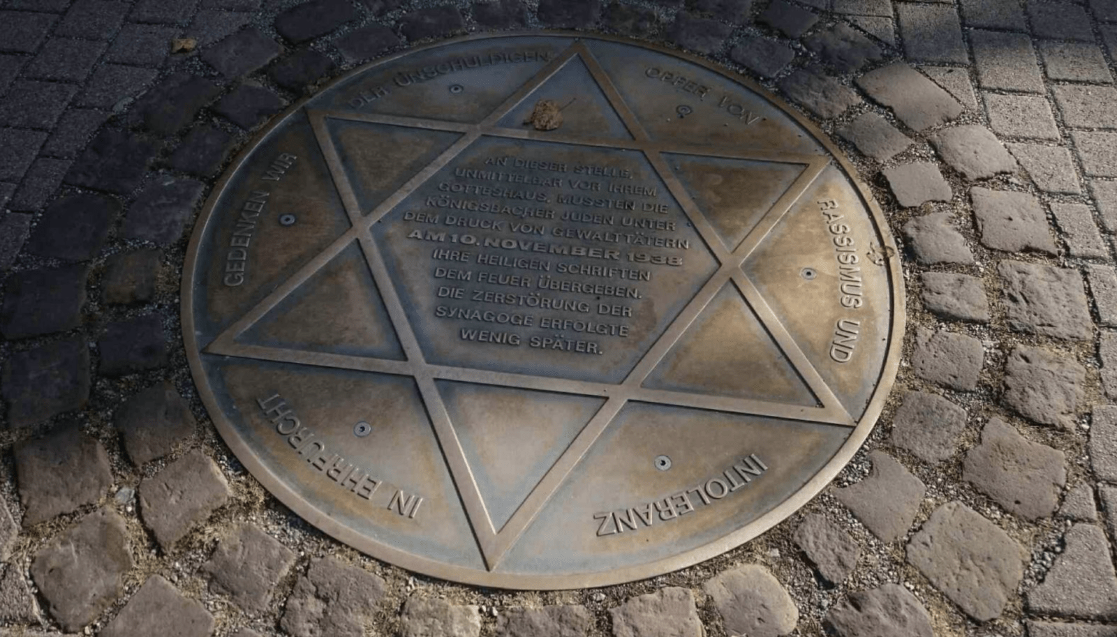 Spurensuche in Königsbach