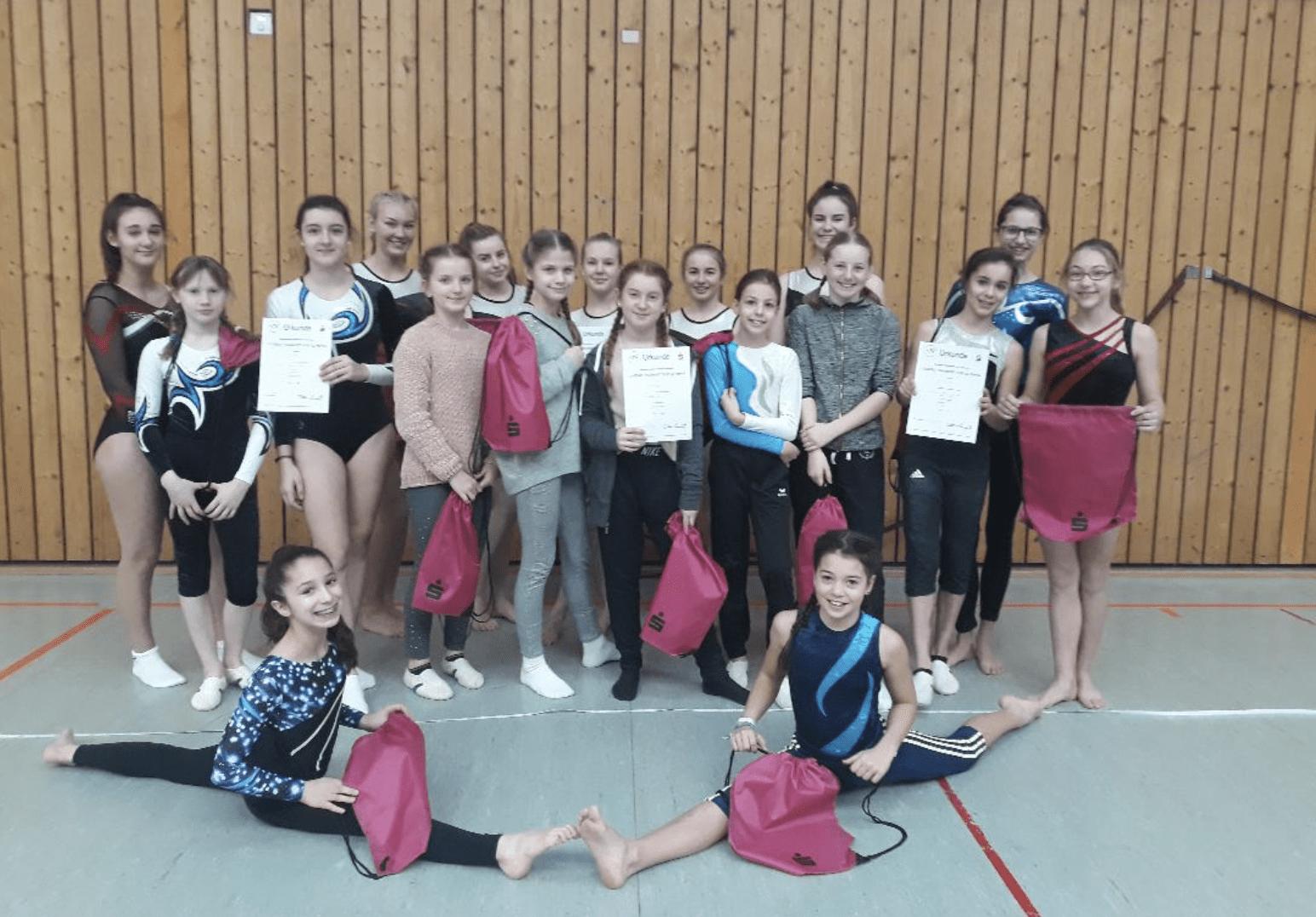Mädchen  und Jungs Team der CDRS schafft Einzug ins Regierungspräsidiumsfinale