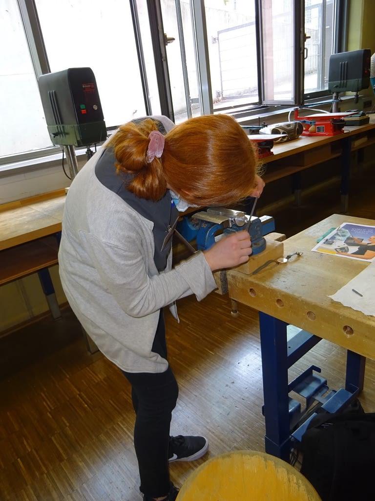 BBQ Wilferdingen Schule Remchingen Realschule Carl Dittler Realschule Berufsorientierung BBQ