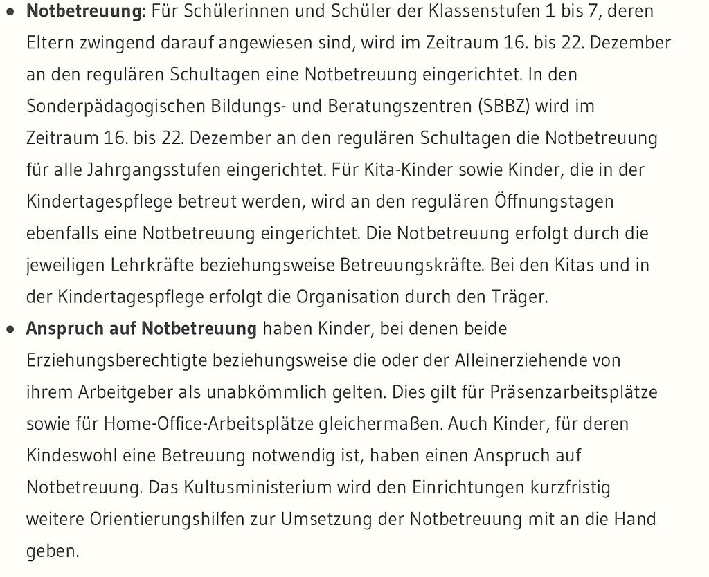 Bundesweiter Lockdown   Auswirkungen Schule Carl Dittler Realschule